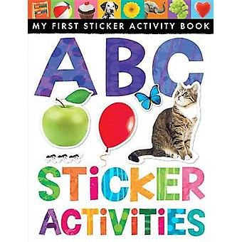 ABC Sticker Activities by Tiger Tales - 9781589253018 Book