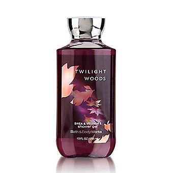 Bath & Body Works Twilight Woods Womens Shower Gel 10 oz / 295 ml