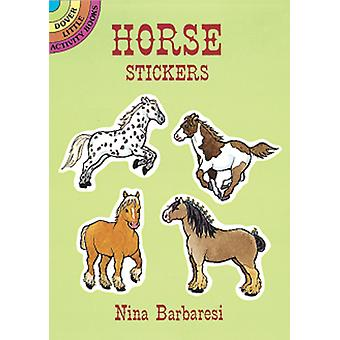 Dover Publications Horse Stickers Dov 28171