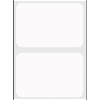 Self Adhesive Name Tags 2 1 4