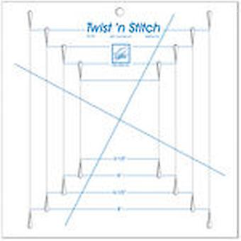 Twist 'N Stitch Ruler Jt 775