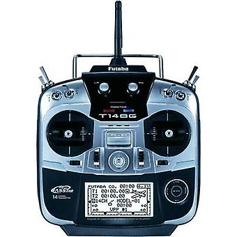 Futaba T14SG-R7008SB Handheld RC 2,4 GHz No. of channels: 14 Incl. receiver
