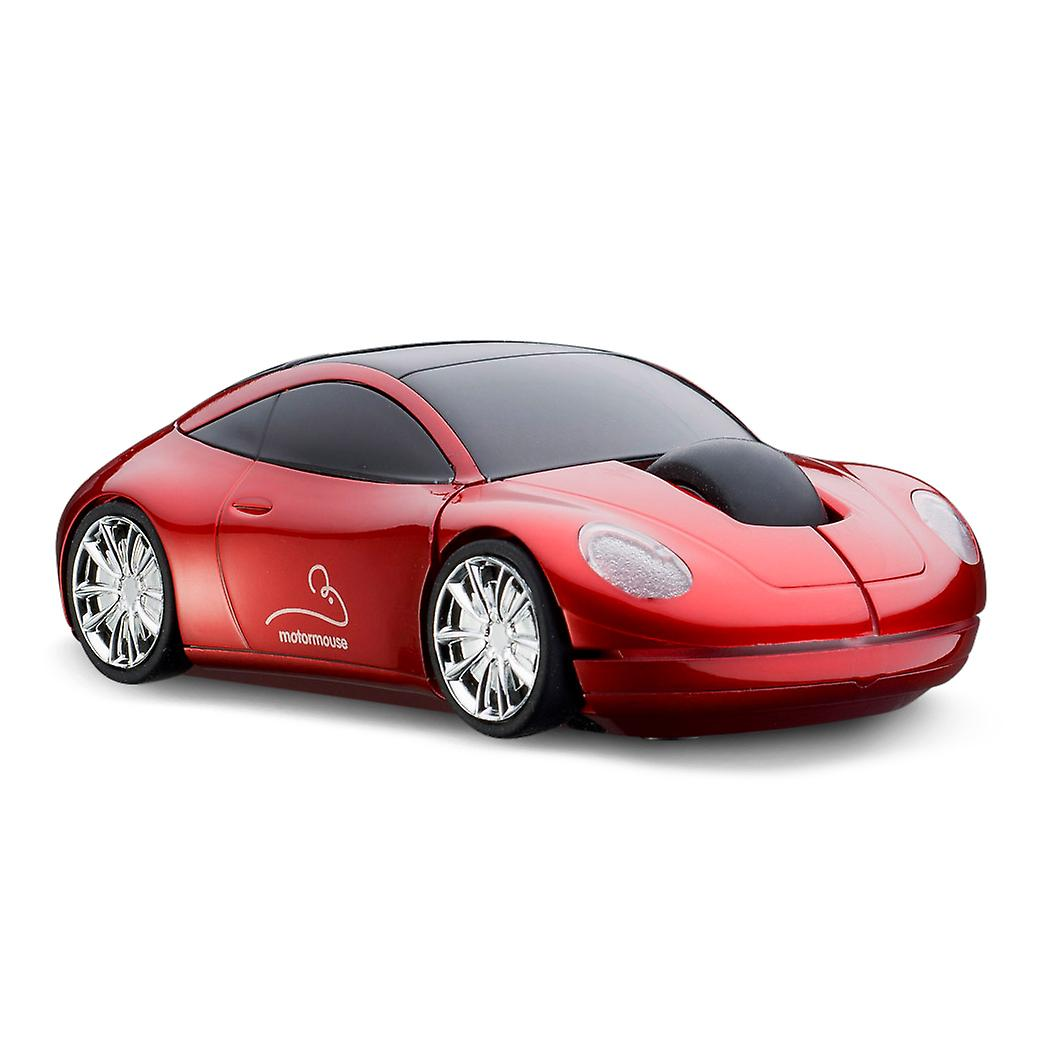 officiel motormouse classic sport voiture souris sans fil rouge fruugo. Black Bedroom Furniture Sets. Home Design Ideas