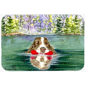 Springer Spaniel Kitchen or Bath Mat 24x36