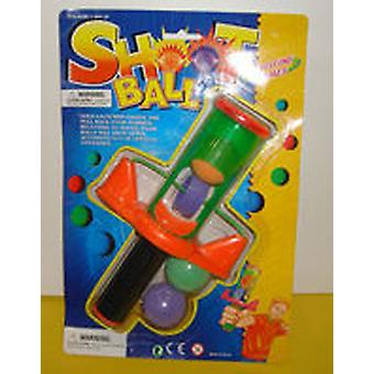 Cladellas  Blister Strip Ball Launcher (Outdoor , Garden Toys , Aiming Games)