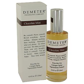 Chocolate Mint By Demeter Pick Me Up Cologne Spray 120ml