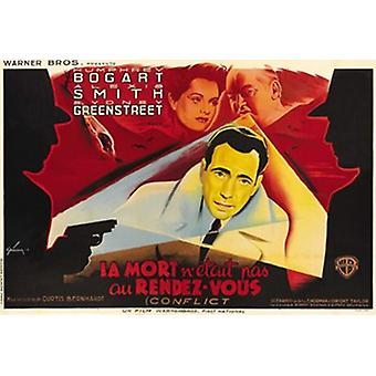 Poster di film di conflitto (17 x 11)