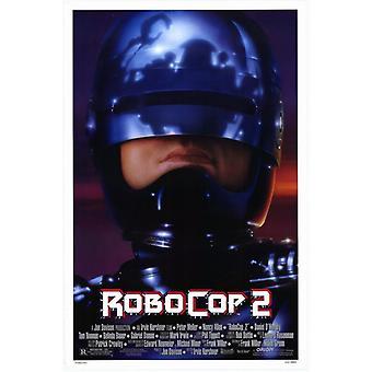 RoboCop 2 film plakatutskrift (27 x 40)