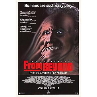 From Beyond Movie Poster (11 x 17)