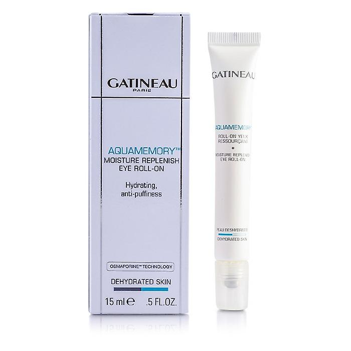Gatineau Aquamemory Moisture Replenish Eye Roll-On (Dehydrated Skin) 15ml/0.5oz