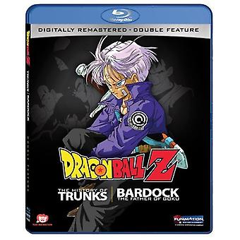 Bardok/Trunks Double Feature [BLU-RAY] USA import
