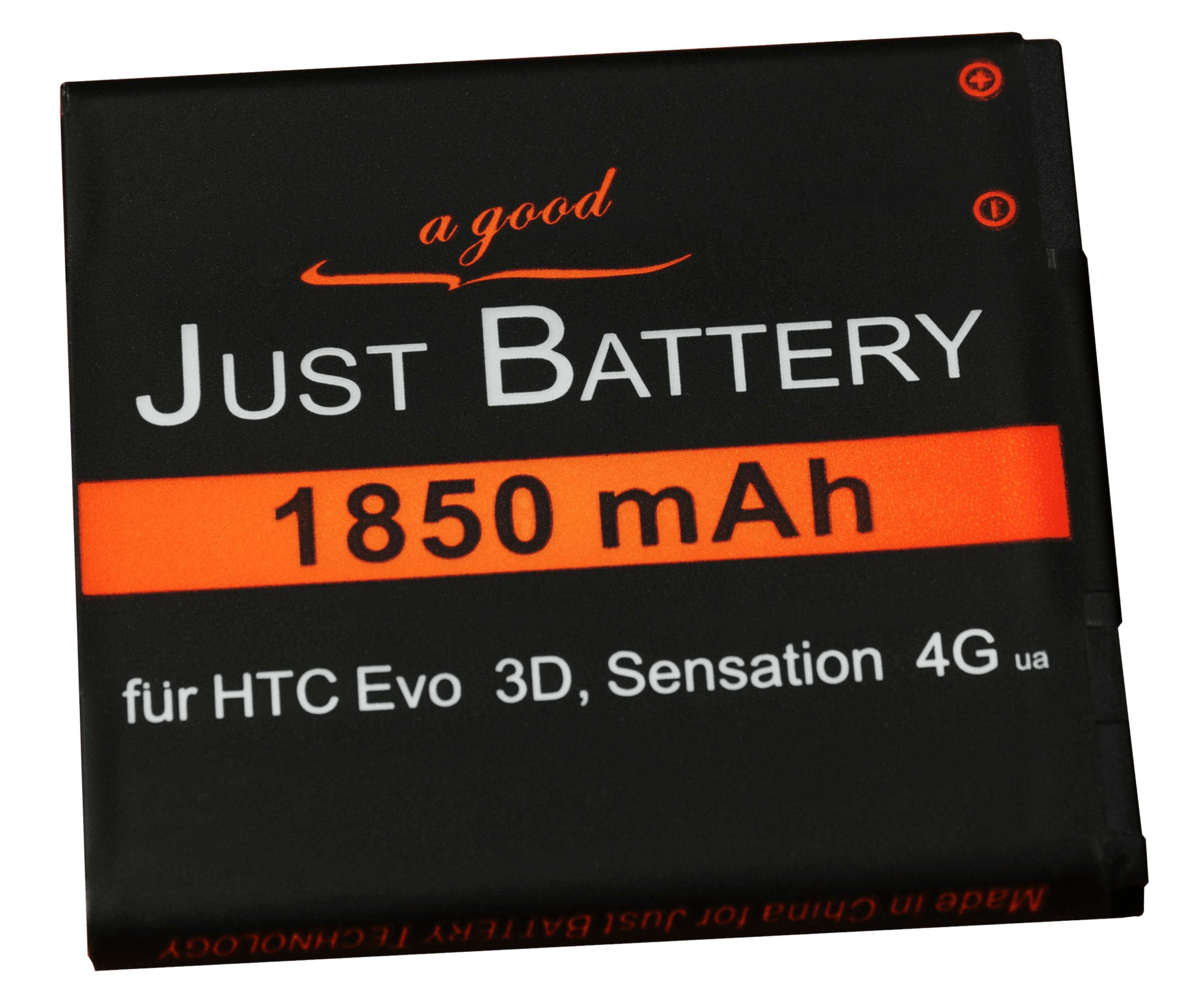 Battery for HTC Evo 3D and others