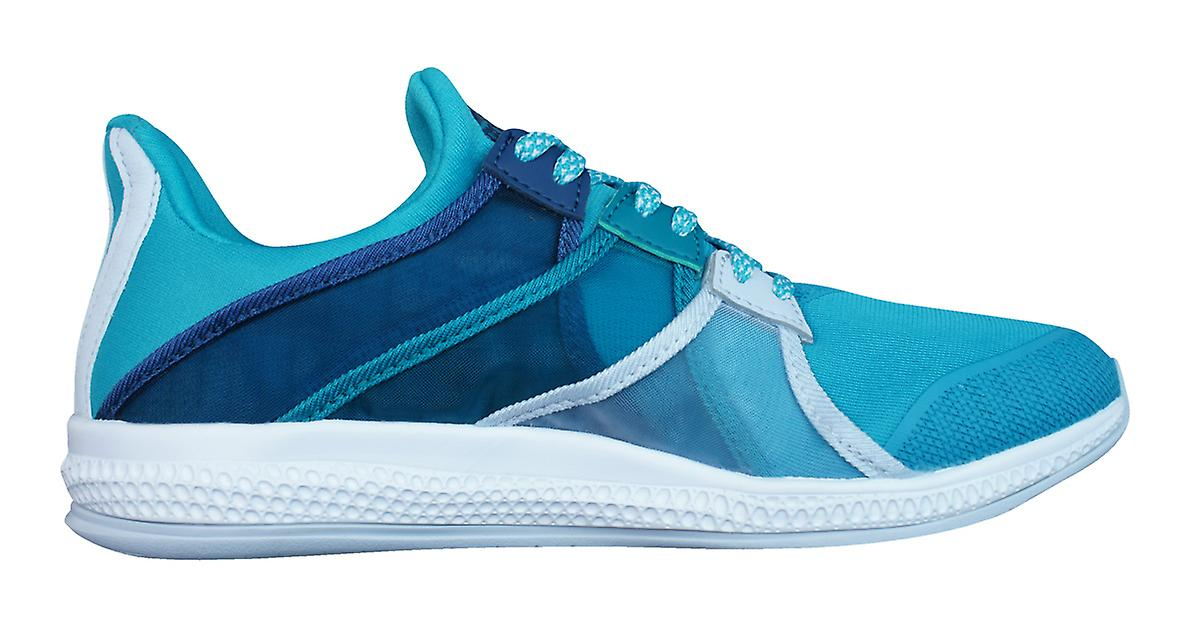 Adidas Fitness Shoes Womens Blue Bounce Gymbreaker Trainers adidas tq0pzz