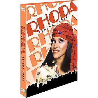 Rhoda - Rhoda: Season Three [DVD] USA import