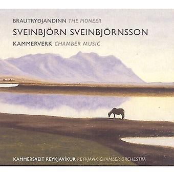 Sveinbjornsson - kammermusik [CD] USA importerer