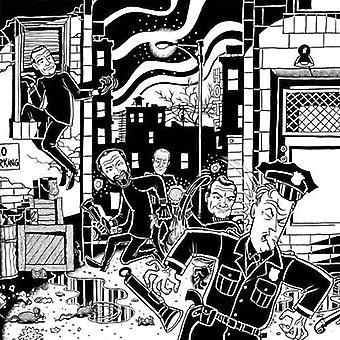 Skurkarna - Crimewave Escapade [Vinyl] USA import