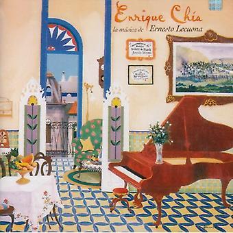 Enrique Chia - La Musica De Ernesto Lecuona [CD] USA import