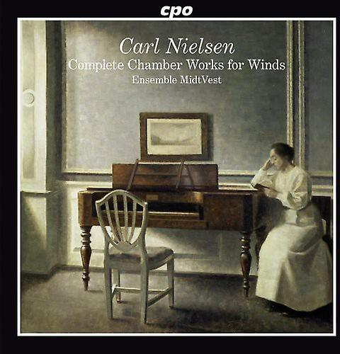 C. Nielsen - Carl Nielsen: Complete Chamber Works for Winds [CD] USA import