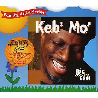 KEB Mo'-store brede Grin [CD] USA import
