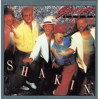 Sawyer Brown - Shakin' [CD] USA import