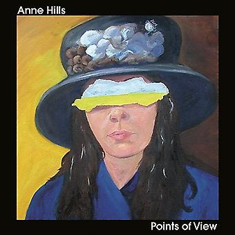 Anne Hills - synspunkt [CD] USA import