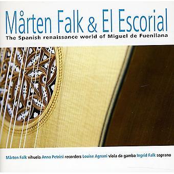 M. de Fuenllana - den spanske Renaissance verden af Miguel De Fuenllana [CD] USA import