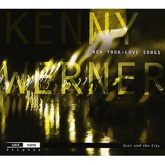 Kenny Werner - New York kærlighedssange [CD] USA import