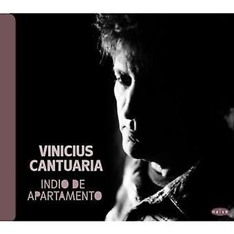 Vinicius Cantuaria - Indio De Apartamento [CD] USA import