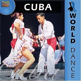 Mendoza/Feldmann - World Dance Cuba [CD] USA import