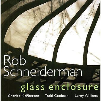 Rob Schneiderman - glas kabinet [CD] USA import