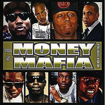 Lil Wayne & ulrikka - Lil Wayne & ulrikka: Vol. 5-penge Mafia [CD] USA import