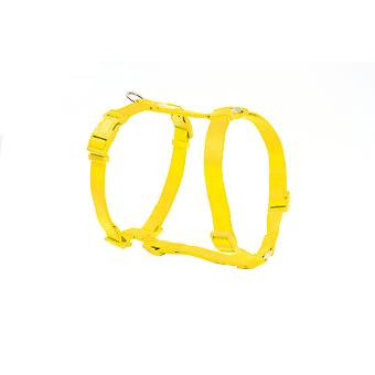 Freedog Basic Nylon Harness Yellow (Dogs , Collars, Leads and Harnesses , Harnesses)