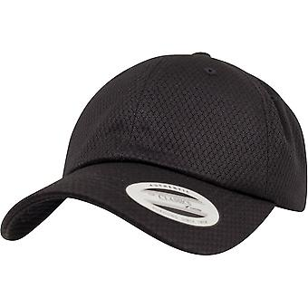 Flexfit honeycomb dad Cap - Black