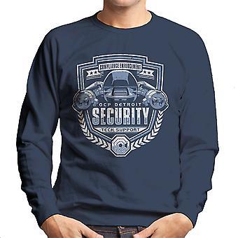 Overholdelse håndhævelse RoboCop mænds Sweatshirt