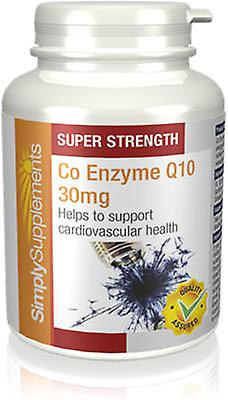 Co-enzyme-q10-30mg - 180 Capsules