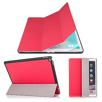 Smart cover case + stylus for Apple iPad Pro 12.9 inch (2015) - Red