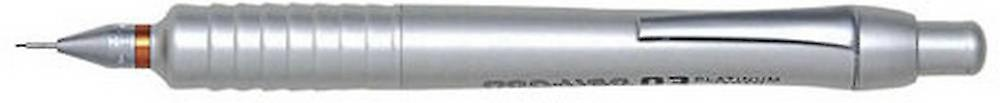 Platinum Pro-USE MSD- 1500A Pencil 0.3mm - Silver