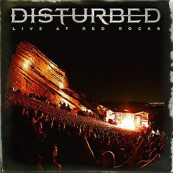 Disturbed - Disturbed-Live at Red Rocks (Edited) [CD] USA importare