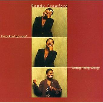 Randy Crawford - hver slags humør [CD] USA import