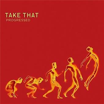 Take That - importación progresado USA [CD]