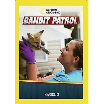 Bandit Patrol: Season 3 [DVD] USA import