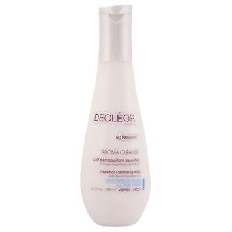 Decléor Paris Essential Cleansing Milk Face