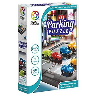 Ludilo Parking Puzzle - games (Toys , Boardgames , Logic And Ingenuity)