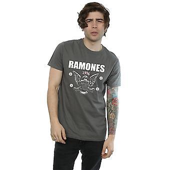 Ramones Men's 1976 Eagle T-Shirt
