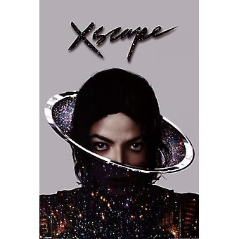 Michael Jackson - Xscape plakat plakat Print