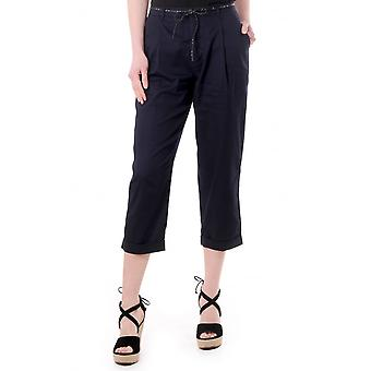 Maison Scotch Relaxed Fit Pleated Chino