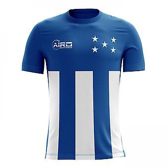 2018-2019 Honduras Away Concept Football Shirt