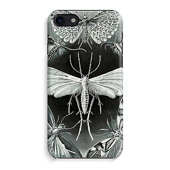 iPhone 7 Full Print Case (Glossy) - Haeckel Tineida