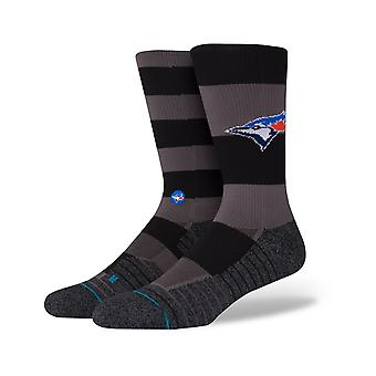 Stance Blue Jays Nightshade Crew Socks