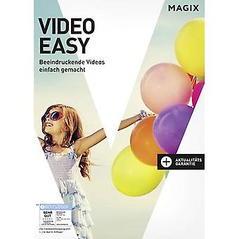 Magix Video easy Full version, 1 license Windows Video editor